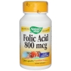 Folic Acid 800mcg Nature's Way