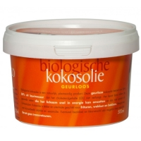 Kokosolie (geurloos) Omega en More