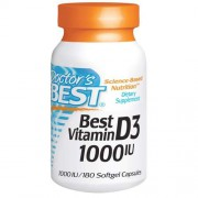 Best Vitamin D-3 1000IU