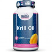 Krill Oil Haya Labs