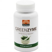 GreenZyme - Spirullina Chlorella