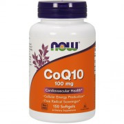 CoQ10 100mg with Vitamin E