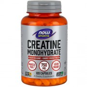 Creatine Monohydraat 750mg Now Foods
