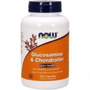Glucosamine & Chondroitin Now Foods