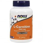 L-Carnitine 1000mg Now Foods
