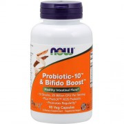 Probiotic-10 & Bifido Boost