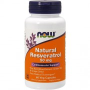 Resveratrol Natural 50mg
