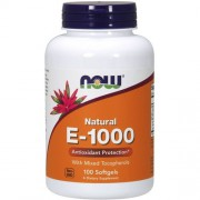 Vitamine E 1000 IU Now Foods
