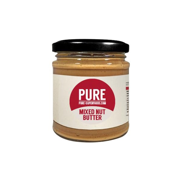 Pure Mixed Nut Butter