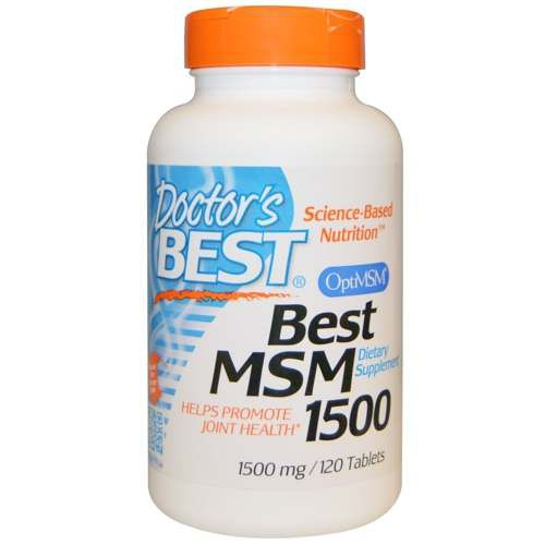 Best MSM 1500mg