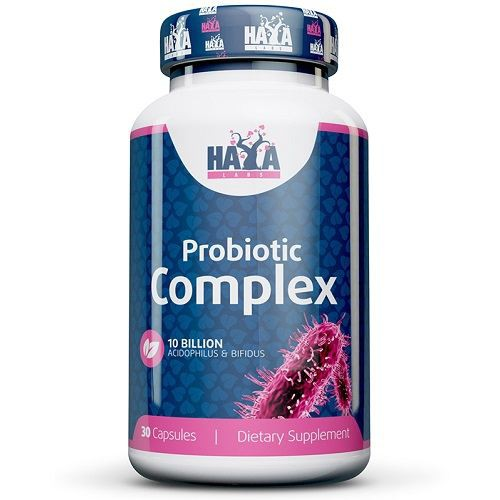 10 Billion Acidophilus & Bifidus Probiotic Complex
