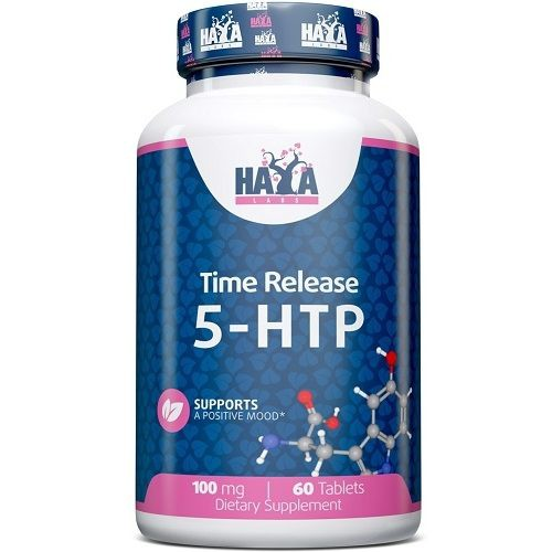 5-HTP 100mg Haya Labs