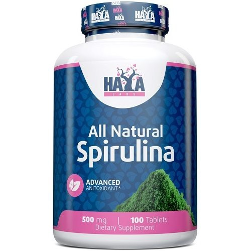 All Natural Spirulina
