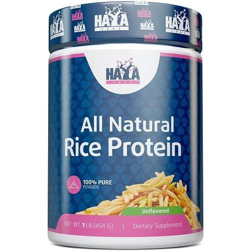 Rice Protein All Natural Haya Labs