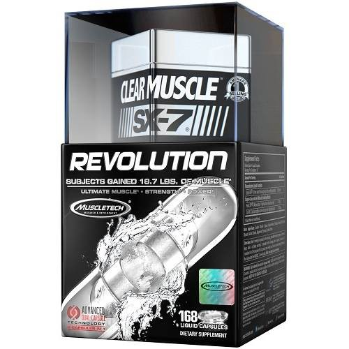 SX-7 Revolution Clear Muscle