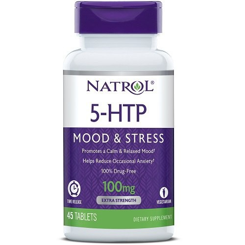 5-HTP 100mg Time Release