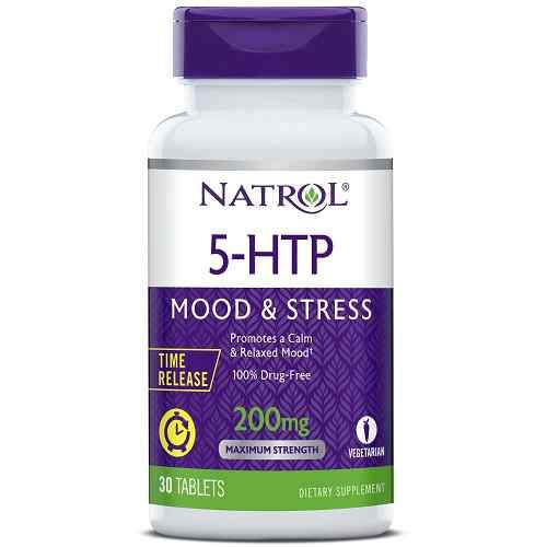 5-HTP 200mg Time Release