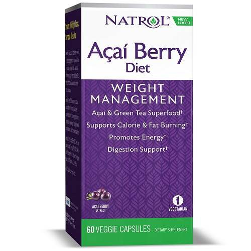 Acai Berry Diet Natrol