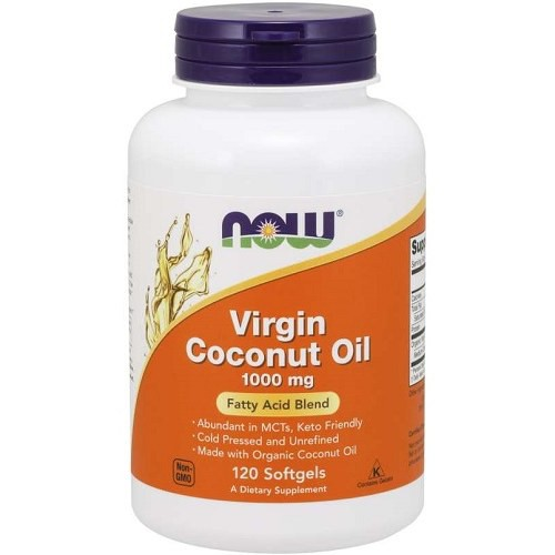 Coconut Oil Organic 1000mg