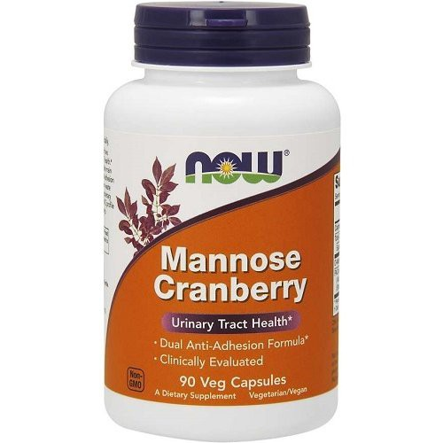 Mannose Cranberry