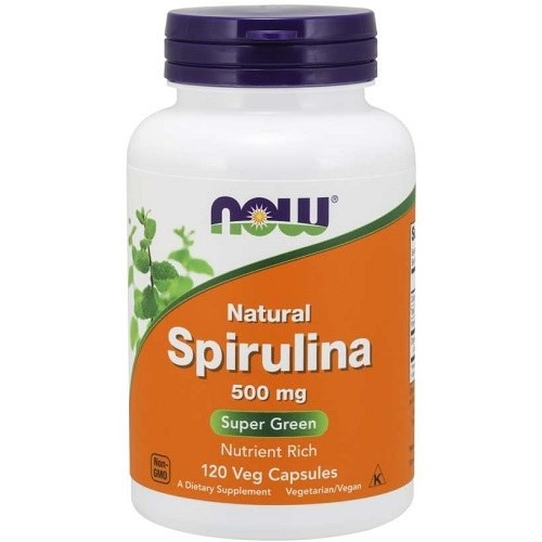 Spirulina Natural 500mg