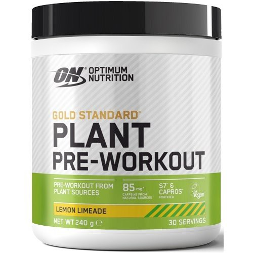 Gold Standard Plant Pre Workout