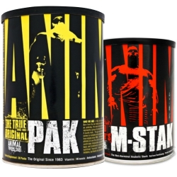 #Pack 1: Animal Pak & M-Stak