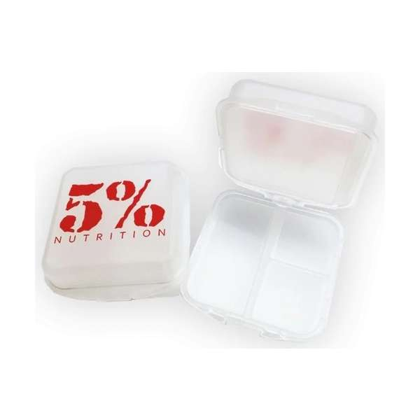 Pill Box 5% Nutrition