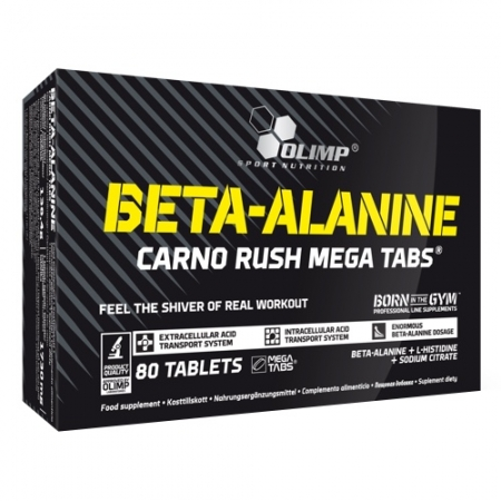 Beta-Alanine Carno Rush