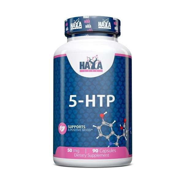 5-HTP 50mg Haya Labs