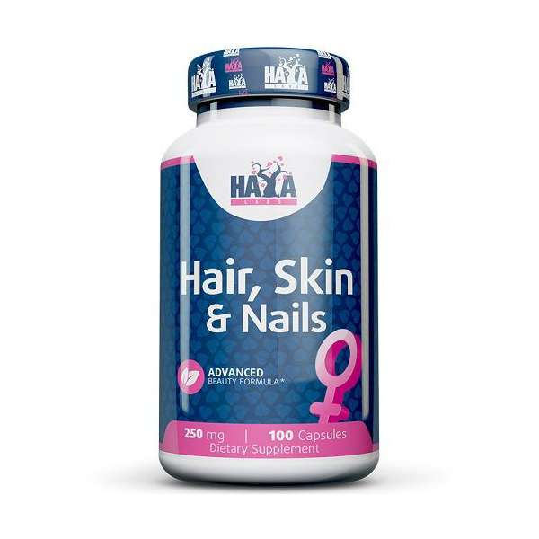 Hair, Skin & Nails Haya Labs