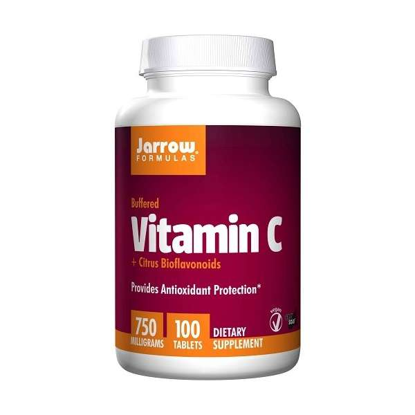Vitamin C Buffered + Citrus Bioflavonoids