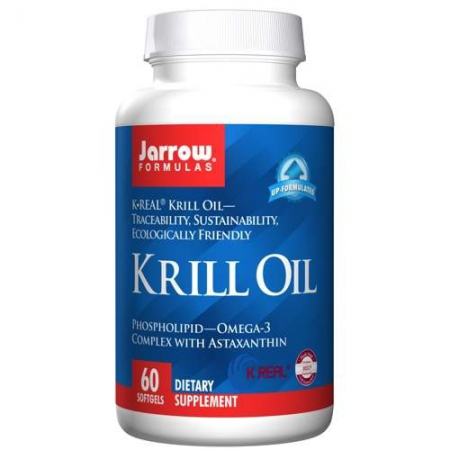 Krill Oil Jarrow Formulas