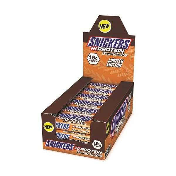 Snickers Hi Protein Bar Peanut