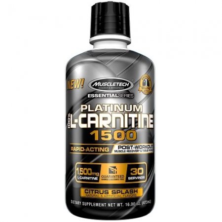 Platinum 100% Carnitine 1500