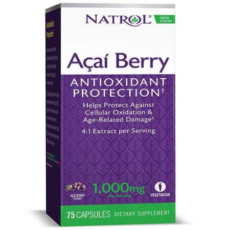Acai Berry 1000mg Natrol