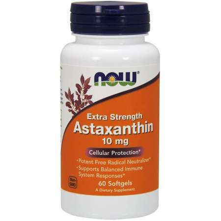 Astaxanthine 10mg Now Foods
