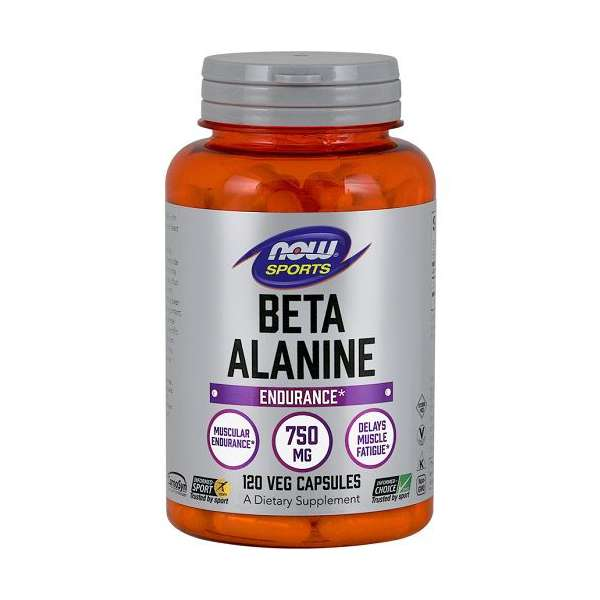 Beta Alanine Now Foods