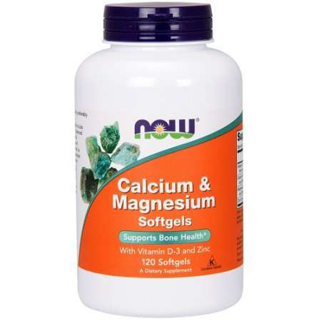 Calcium Magnesium with Vitamin D & Zinc