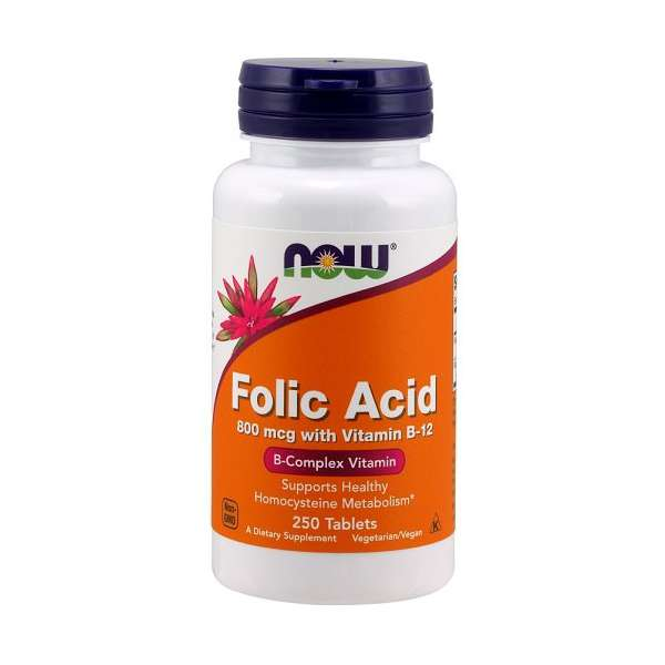 Folic Acid (Foliumzuur)