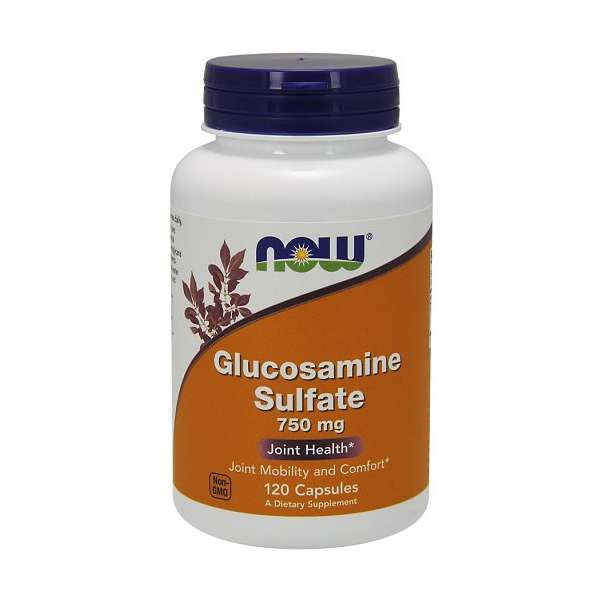 Glucosamine Sulfate 750mg Now Foods