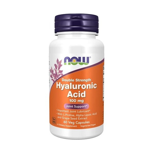 Hyaluronic Acid 100mg Double Strength