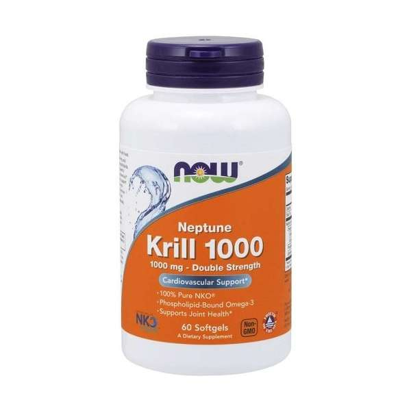 Neptune Krill, Double Strength 1000mg