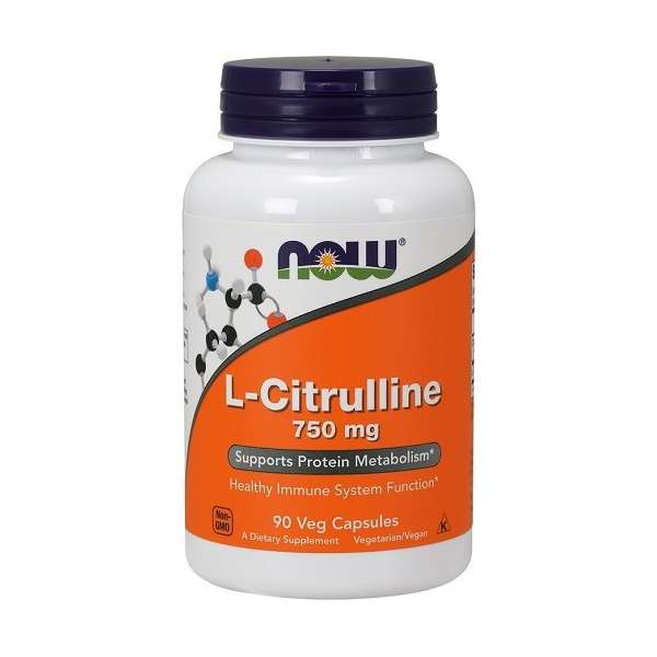 L-Citrulline Now Foods