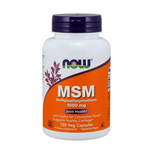 MSM Now Foods