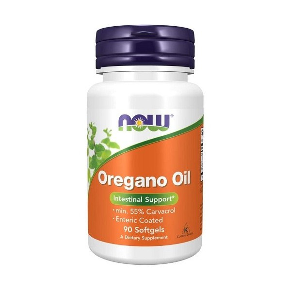 Oregano Oil Enteric