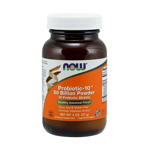 Probiotic-10, 50 Billion Powder