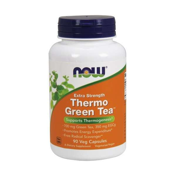 Thermo Green Tea Now Foods