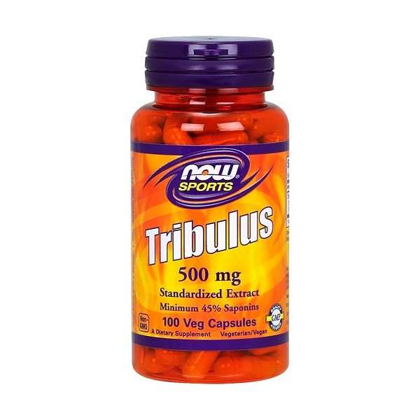 Tribulus 500mg Now Foods