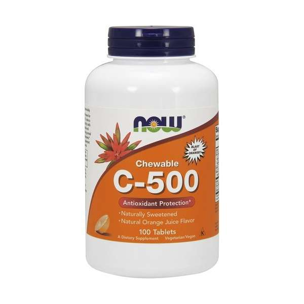 Vitamine C-500 Chewables